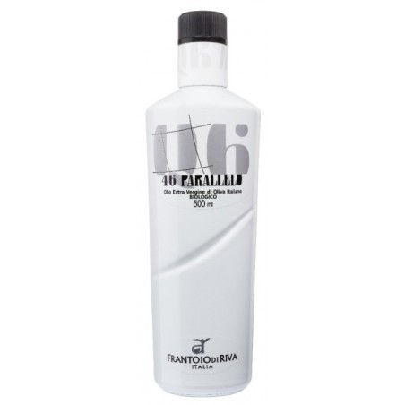 """Extra Virgin Olive Oli """"Natural Purity 46° Parallelo Organic"""""""