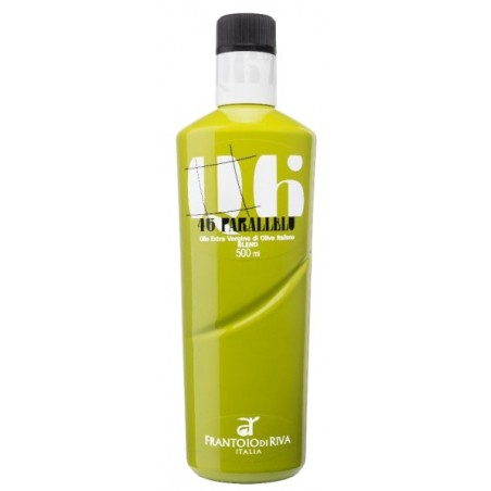 """Extra Virgin Olive Oli """"46° Parallelo"""" Pouch Up"""