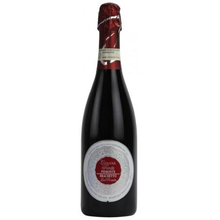 """Piemonte Brachetto Spumante D.O.C. """"Bel Roseto M.M."""""""