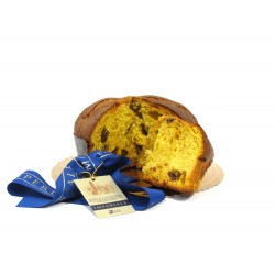 Italian handmade christmas cake with extra virgin olive oli