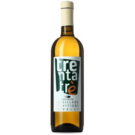 Trentatrè, Vino Bianco