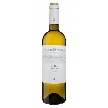 """Trentino D.O.C. Nosiola """"Collezione Apponale"""""""