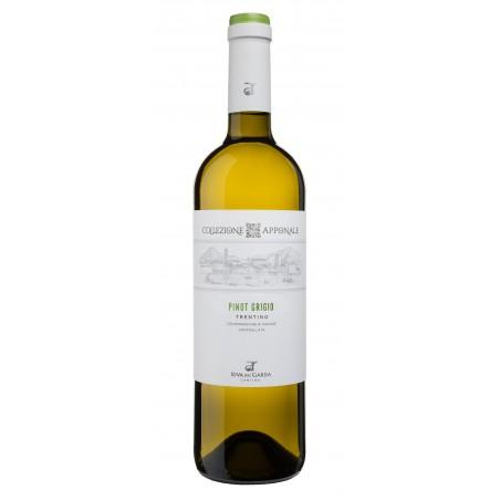 """Trentino D.O.C. Pinot Grigio """"Collezione Apponale"""""""
