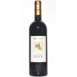 Rosso Faye, Vigneti delle Dolomiti IGT