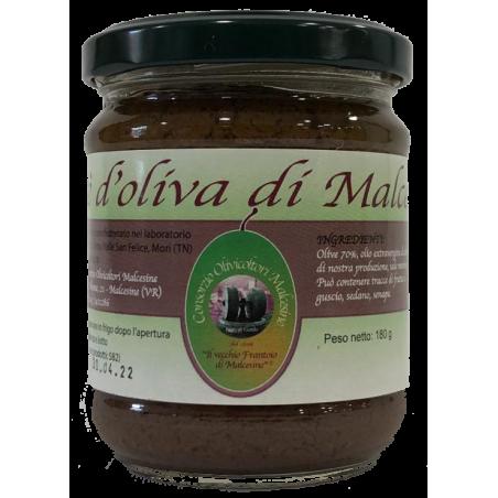 Patè d'oliva di Malcesine