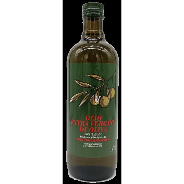 Olio Extra Vergine di oliva, 100% Italiano, Prodotto e Imbottigliato a Malcesine