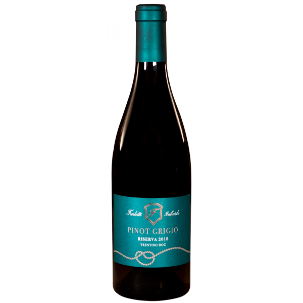 Pinot Grigio, Riserva, Trentino DOC