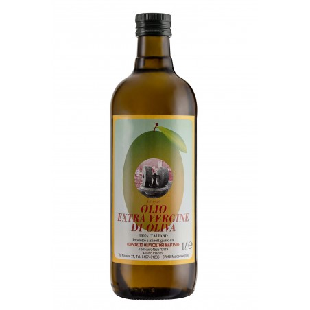 Olio Extra Vergine di oliva, Non Filtrato